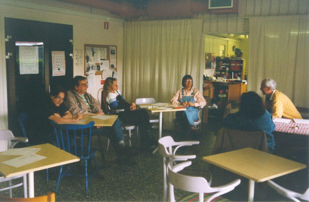 Halmstads_Kvartersteater_styrelsemöte_1999